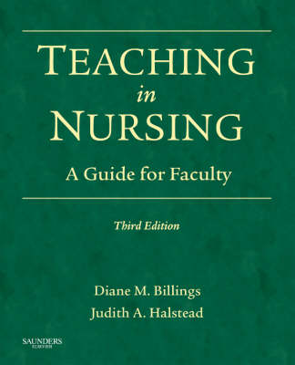 Teaching In Nursing: A Guide For Faculty 3ed08