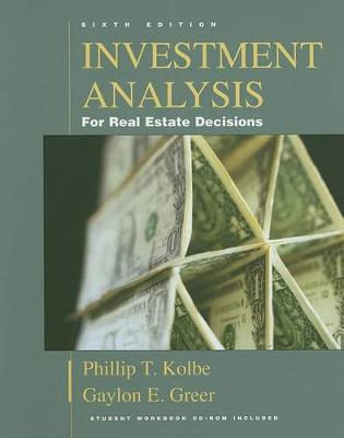 Investment Analysis for Real Estate Decision