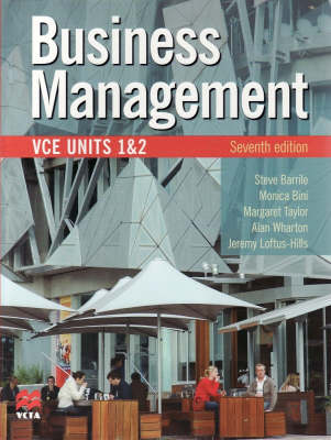Business Management VCE Units 1 and 2