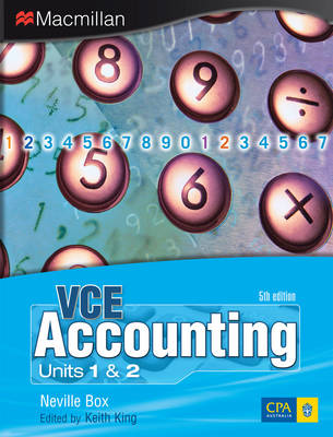 VCE Accounting Units 1 and 2