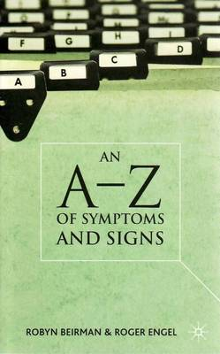 An A-Z of Symptoms and Signs
