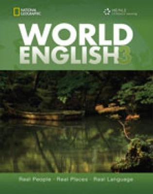 World English Student Book 3