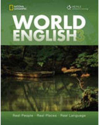 World English 3: Real People, Real Places, Real Language