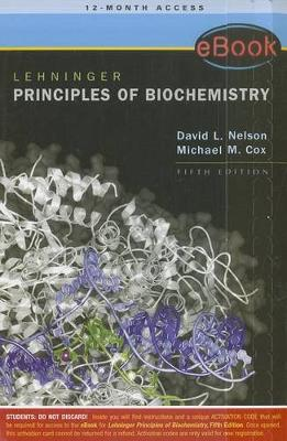 Principles Of Biochemistry 5ed Ebook Access Card