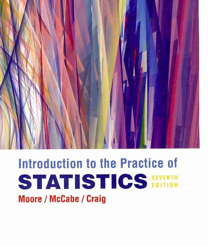 Introduction to the Practice of Statistics (Paper) & CD-ROM