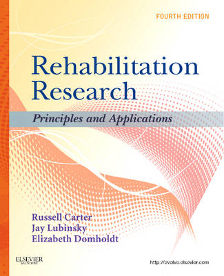 Rehabilitation Research Principles & Applications 4ed10