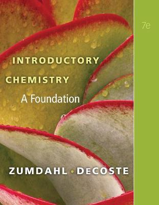 Introductory Chemistry: A Foundation 7th Edition
