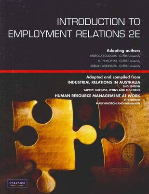 Introduction to Employment Relations 2nd Edition