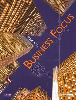Business Focus Preliminary