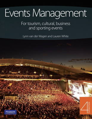 Events Management: For tourism, cultural, business and sporting events