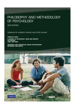 Philosophy and Methodology of Psychology (Custom Edition)
