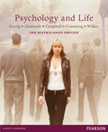 Psychology and Life MyPsychLab + eText (Access Card)
