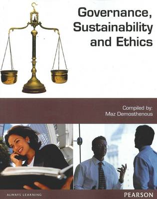 Governance, Sustainability and Ethics (Custom Edition)