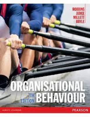 Organisational Behaviour 7th Edition