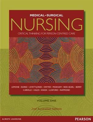 Medical-Surgical Nursing (Australian Edition) Volumes 1-3