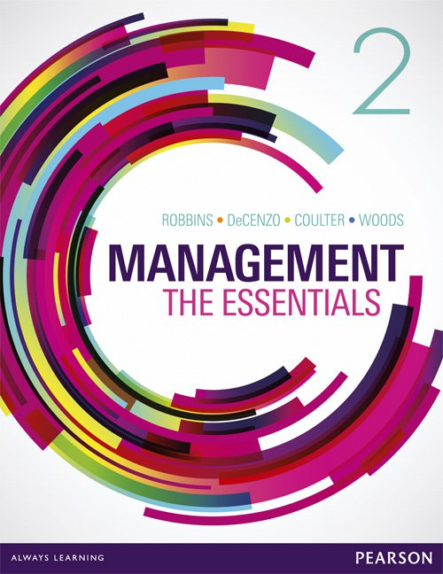 Management : The Essentials with Companion Website Access Card 2nd Edition (with newcopies only)