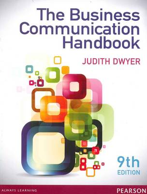 The Business Communication Handbook + Etext + Companion Website