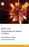Communication for Business (Custom Edition)