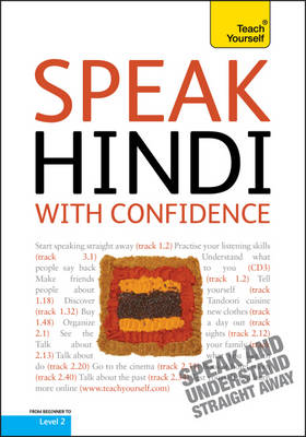 Speak Hindi with Confidence: Teach Yourself