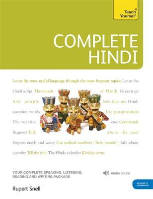 Complete Hindi: Teach Yourself