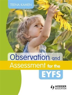 Observation and Assessment for the EYFS