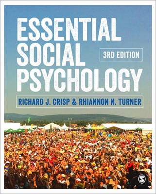 Essential Social Psychology 3e