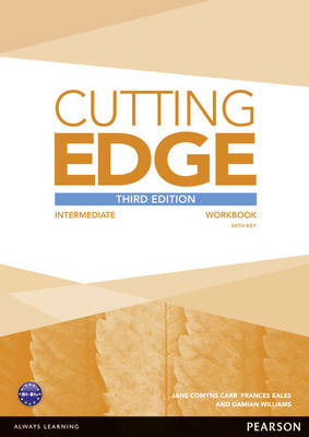 Cutting Edge Intermediate Workbook with Key
