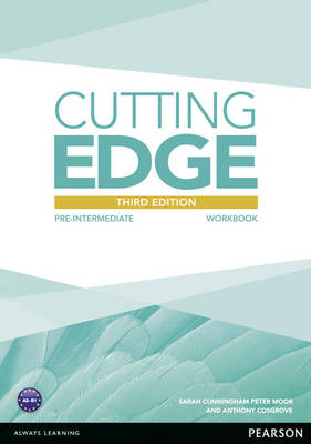 Cutting Edge Pre-Intermediate Workbook without Key