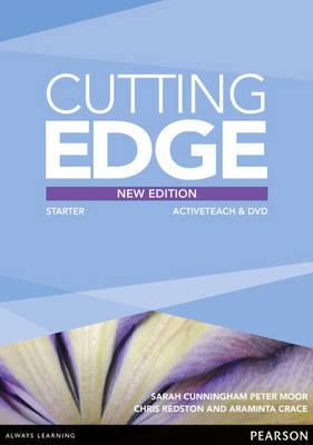 Cutting Edge Starter ActiveTeach