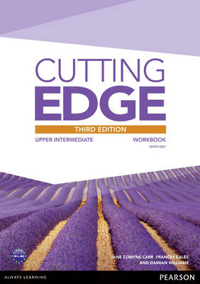 Cutting Edge Upper Intermediate Workbook with Key