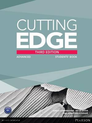 Cutting Edge Advanced Student Book with DVD