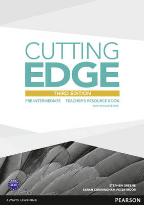 Cutting Edge Pre-Intermediate Teacher's Resource Book with Disk