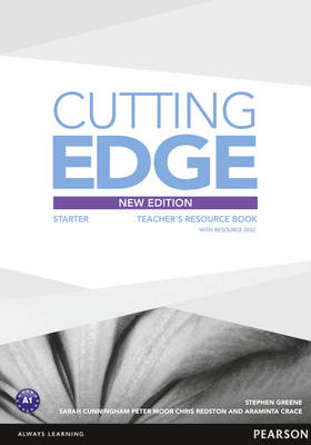 Cutting Edge Starter Teacher Book with Disk