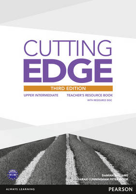 Cutting Edge Upper Intermediate Teacher's Resource Book with Disk