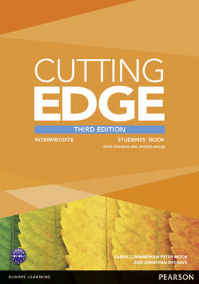 Cutting Edge Intermediate Students' Book and myEnglishLab Pack