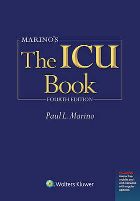 Marino's the ICU Book: Print + eBook with Updates