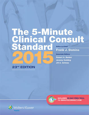 The 5Minute Clinical Consult Standard 2015