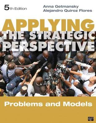 Applying the Strategic Perspective: Problems and Models, Workbook