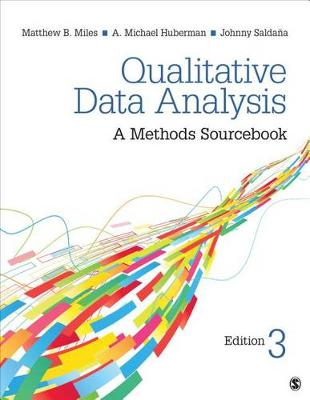 Qualitative Data Analysis : A Methods Sourcebook 3ed