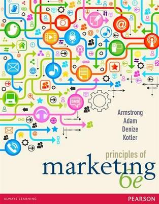 Principles of Marketing 6th Edition