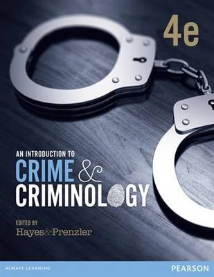 Introduction to Crime & Criminology 4th Edition (Global Edition)