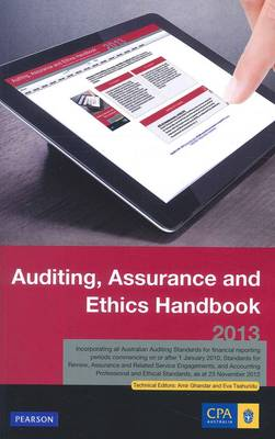 Auditing Handbook 2013