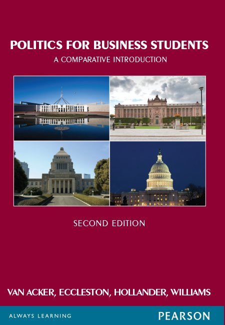 Politics for Business Students (Pearson Original Edition)
