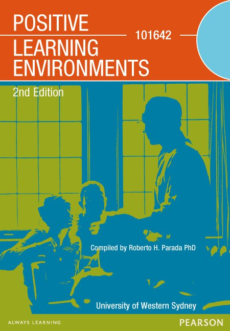101642 Positive Learning Environments Custom Book