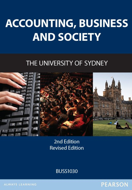 Accounting Business & Society Custom + Accounting Business & Society CB Supplement