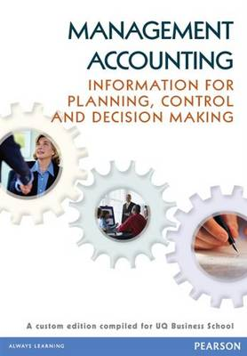 Management Accounting (Custom Edition)