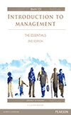 Introduction to Management BMA101 (Custom Edition)