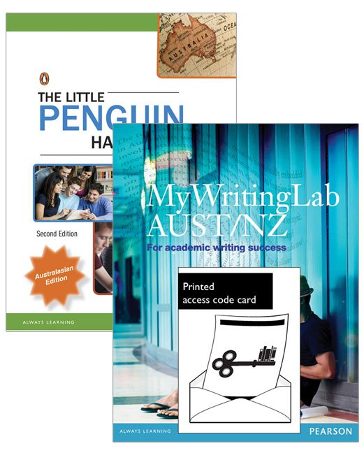 Value pack Little Penguin Hand book 2nd edition and Mywritinglabglobal 2