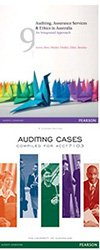 Value Pack Auditing, Assurance Services and Ethics in Australia + Auditing Cases Acct7103 (Custom Edition)