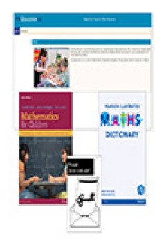 Mathematics for Children (4th ed) plus Maths: Illustrated Maths Dictionary (5th ed)